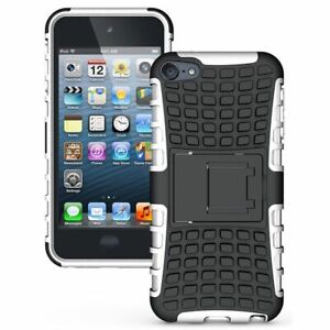 For iPod Touch 5th & 6th & 7th Gen Hybrid Hard Shockproof Armor Case Cover