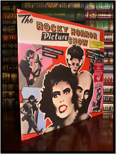 Rocky Horror Picture Show Soundtrack Limited Red White Explosion LP Vinyl 1/1000