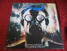 LP OST TANGERINE DREAM Thief 1st/p VIRGIN GER 1981