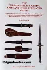 Fairbairn-Sykes Fighting Knife and other Commando Knives Ron Flook New Scarce3