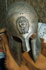 greek helmet from hercules with dwayne johnson prop