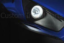 2010-2016 Kawasaki Teryx WHITE LED Halo Demon For Round Headlight Install