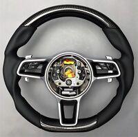 Porsche Carbon Lenkrad steering wheel volant Mansory 958 991 981 982 718 970