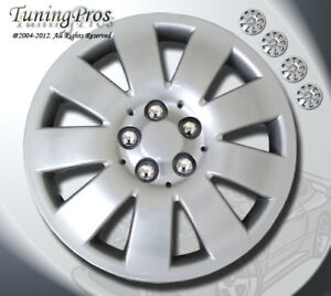 "17"" Inch Hubcap Wheel Cover Rim Covers 4pcs, Style Code 721 17 Inches Hub Caps"