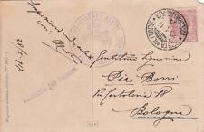 C3054) WW1, BOLLO DEL 3 REGGIMENTO ALPINI BATTAGLIONE MONTE GRANERO.