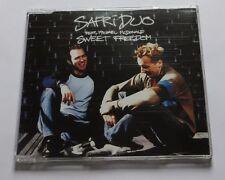 Safri Duo Feat. Michael McDonald  Sweet Freedom - 4 trx Maxi CD