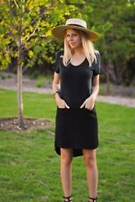 NWT $198 Anthropologie Loren Tunic Dress  By Dolan Left Coast Size Medium