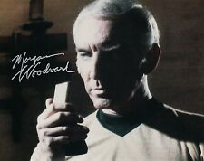 OFFICIAL WEBSITE Morgan Woodward STAR TREK (1968) 8x10 AUTOGRAPHED