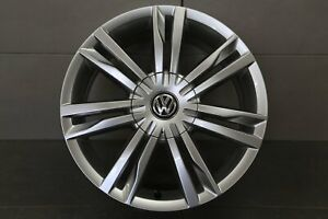 17 Pouces Geneva Alliage VW Golf VI 6 5K VII 7 5G Sportsvan 5G0601025BS