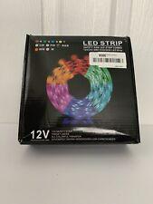 Safety RGB LED Strip Combo 12V/24V SMD 3528/5050 LED Strip