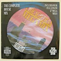 VARIOUS ARTISTS - Chicago Trax Megamix / House Sound Of Chicago Megamix LP