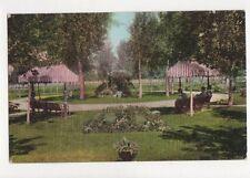 City Park Cheyenne Wyoming USA Vintage Postcard 724a