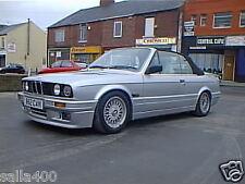 BMW E30 M-TECH 2 COUPE Gonne laterali e porta BACCELLI 8 Pezzo 1982-1994 - Nuovo di zecca!