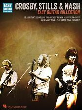 Crosby Stills & Nash Easy Guitar Collection Learn Play Beginner TAB Music Book