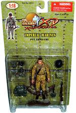 Ultimate Soldier X-D Japanese Figure Pvt. Ekiguchi Imperial Marines 1:18 MIB Toy