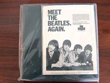BEATLES Meet Again 4 hour 6 lp box set w interviews PROMO ONLY
