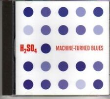 (BL791) H2SO4, Machine Turned Blues - 1999 CD