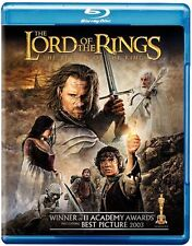 The Lord of the Rings: The Return of the King Blu-Ray Peter Jackson(Dir) 2003
