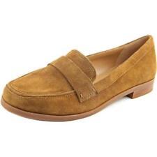 Zapatos planos de mujer mocasines de ante Talla 37.5