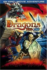 Dragons - Fire And Ice [DVD-2005, 1-Disc] Region 2. **AN EPIC MOVIE ADVENTURE**