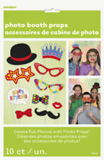 10 Birthday Photo Booth Props - Birthday Decoration Picture Picture
