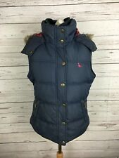 Women's Jack Wills Hooded Gilet/Bodywarmer - UK10 - Great Condition