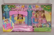 2002 Kelly Sister of BARBIE Jumpin' Fun Castle MATTEL 56972•NEW