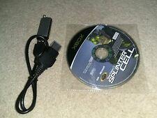 Mame/XBMC/Evox/dar rienda suelta a Xbox Splinter Cell Memoria Usb Y Juego
