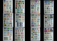 Great Stamp Collection From Greece & The United States, Free Shipping Worldwide