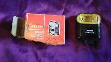 HELIOS COMPACT ELECTRONIC FLASH Vintage Boxed Untested