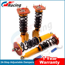 Coilovers Suspension Spring Struts Kit for Mazda RX7 RX-7 Coupe Convertible 1.3L