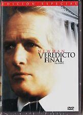 Paul Newman: VEREDICTO FINAL de Sidney Lumet