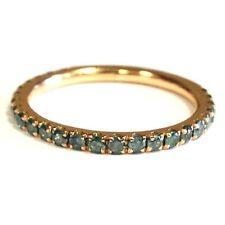 Wedding Eternity Rose Gold Fine Rings