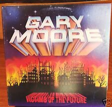 Gary Moore Victims Of The Future 1983 Vinyl LP Record Rock Thin Lizzy Guitarist