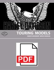 Harley Davidson 2016-2020 Touring Service Manual