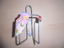 Porte bidon / gourde vélo CIUSSI Inox vintage