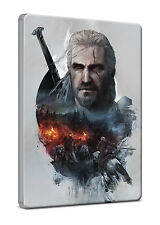 THE WITCHER 3 WILD HUNT - SKELLIGE STEELBOOK G2 BRAND NEW COLLECTORS