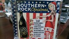 SOUTHERN ROCK CHRISTMAS - CD Charlie Daniels Oak Ridge Boys Outlaws Blackfoot