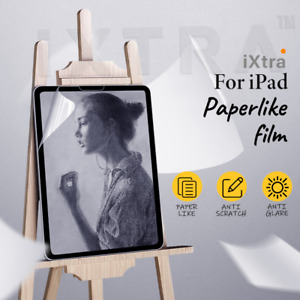 """Paper-Like Screen Protector Film For iPad Air 4 Pro 2020 2021 10.9 11 12.9"""""""