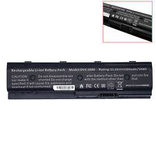 Laptop Battery for HP Pavilion DV6-7010TX DV6-7010US DV6-7011EO 5200mah 6 cell