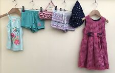 Girls Bundle Of Clothing Age 3-4 Next JoJo Maman Bebe George <D1972