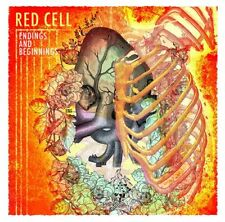 RED CELL Endings And Beginnings CD 2016