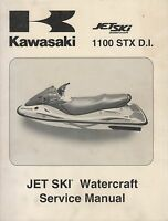 2003 KAWASAKI  PERSONAL WATERCRAFT JET SKI 1100 STX D.I.SERVICE MANUAL (709)