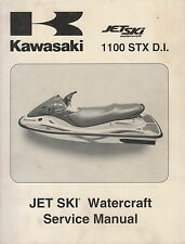 2003 KAWASAKI  PERSONAL WATERCRAFT JET SKI 1100 STX D.I.SERVICE MANUAL (709)