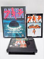 NES -- AKIRA -- Boxed. Katsuhiro Otomo. Famicom, FC. Japan. 10119