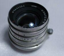 JUPITER 8 Russian Lens F 2/50 mm for M39 L39 mount FED Zorki Leica Camera  1617