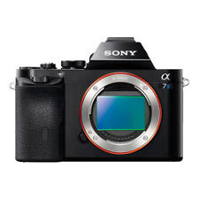 Sony Alpha A7s (ilce-7s) cuerpo