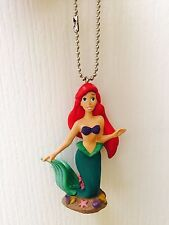 "Disney Little Mermaid Ariel Fish 2.5"" PVC Figure Keychain Key Chain Dangler Toy"