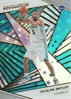 2018-19 Panini Revolution Astro #24 Nicolas Batum Charlotte Hornets