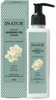 Inatur Organic Jasmine Oil Lotion 200 ml (free shipping world)